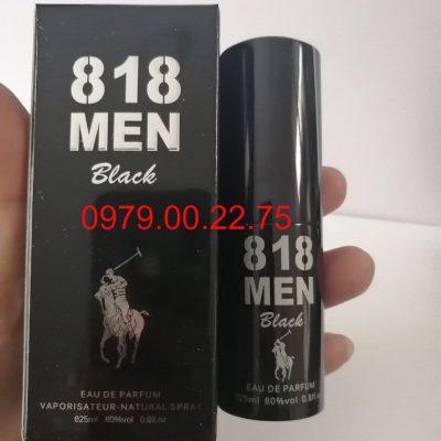 Nước hoa kích dục nữ 818 Woman Brown cao cấp