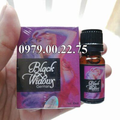 Thuốc kích dục nữ dạng nước Black Widows cực mạnh