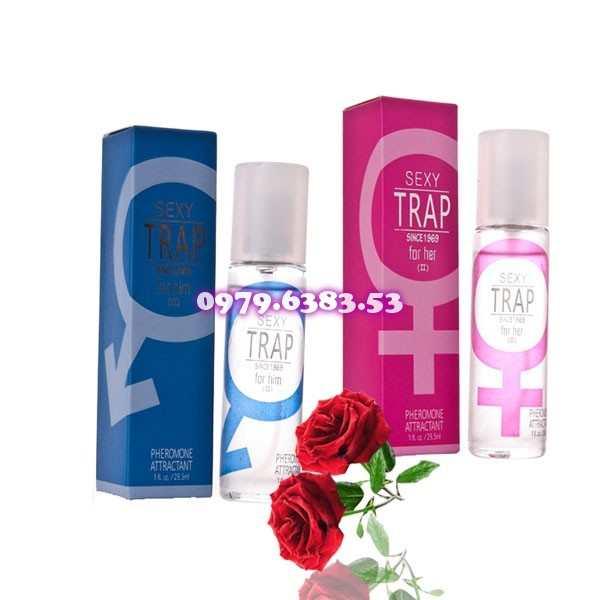 Nước hoa kích dục nữ Sexy Trap cực mạnh