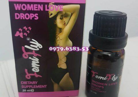 huốc kích dục nữ dạng nước Femi Fly chính hãng