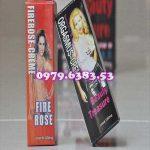 Thuốc kích dục nữ dạng nước Firerose-creme an toàn, hiệu quả