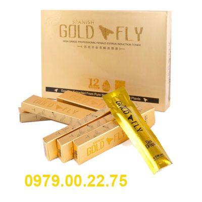 Thuốc kích dục nữ dạng nước Gold Fly chính hãng