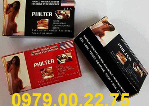 Thuốc kích dục nữ dạng nước Philter HongKong