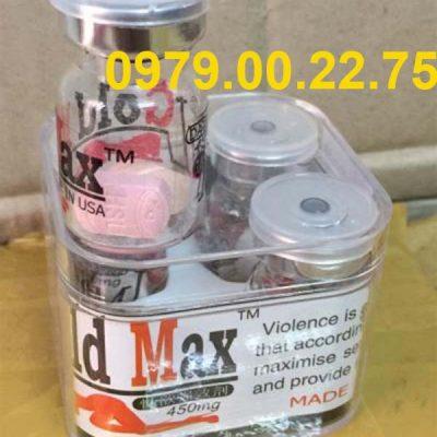 Thuốc kích dục nữ dạng viên Gold Max chất lượng