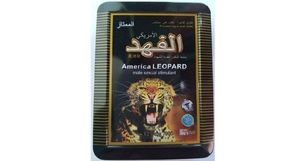 Thuoc kich duc nam American Leopard