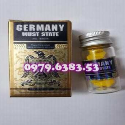 Thuốc kích dục nam Germany Must State cao cấp