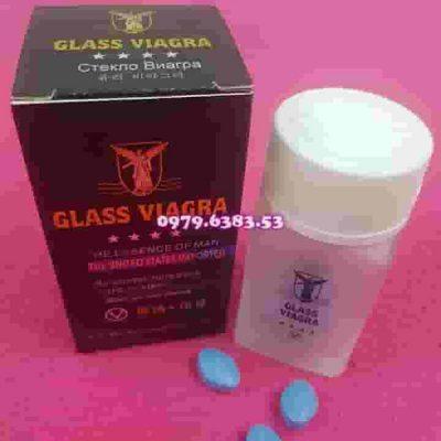 Thuốc kích dục nam Glass Viagra chính hãng