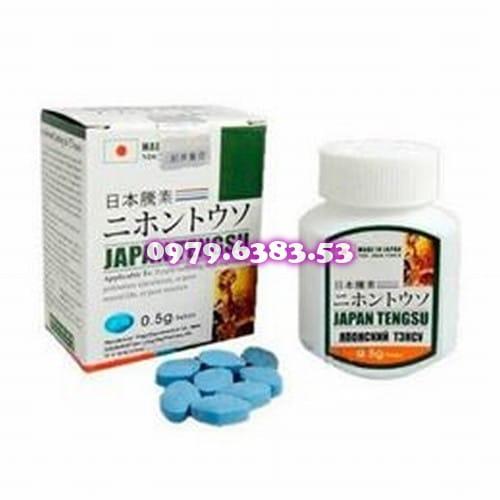 Thuốc kích dục nam Japan Tengsu an toàn