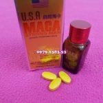 Thuốc kích dục nam MACA U.S.A 6800mg 100% nhập khẩu