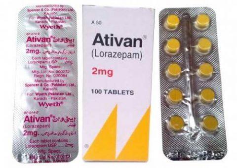 Thuốc ngủ ativan trợ thủ đắc lực cho người mất ngủ, trầm cảm