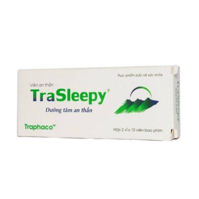 Thuốc ngủ trasleepy mang đến giấc ngủ sâu, ngủ thật ngon đến sáng