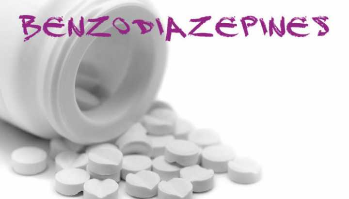 Thuốc ngủ benzodiazepin
