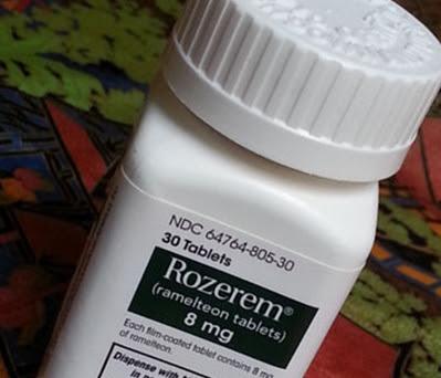 Thuốc ngủ rozerem