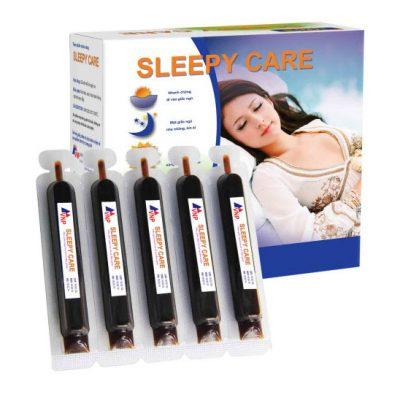 Thuốc ngủ sleepy care có tác dụng gì? Mua ở đâu uy tín tại TPHCM ?