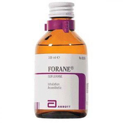 Thuốc mê isoflurane – Hướng dẫn sử dụng đúng cách, hiệu quả nhất