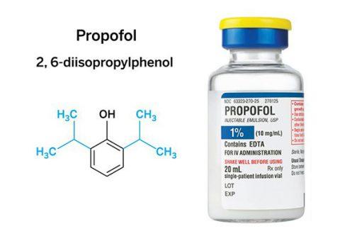 Thuốc mê propofol – Tác dụng thế nào và khuyến cáo sử dụng an toàn
