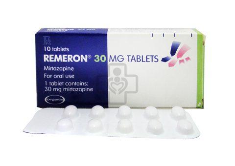 Thuốc ngủ remeron – Hướng dẫn sử dụng thuốc đạt hiệu quả tốt nhất