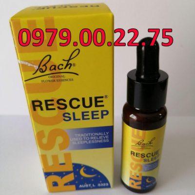 Thuốc mê ngủ Rescue Night cực mạnh