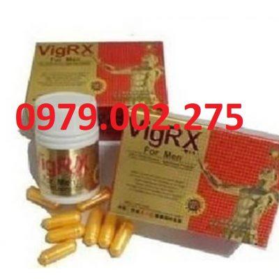 Thuốc tăng cường sinh lý nam VigRX