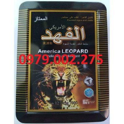 Thuốc tăng cường sinh lý nam American Leopard