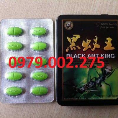 Thuốc tăng cường sinh lý nam Black Ant King