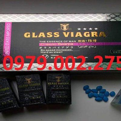 Thuốc tăng cường sinh lý nam Glass Viagra