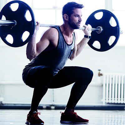 Cách luyện tập – tập luyện tăng cường sinh lý với bài tập Squats