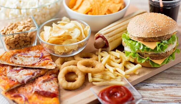 Chất béo có thể gây yếu sinh lí nam giới
