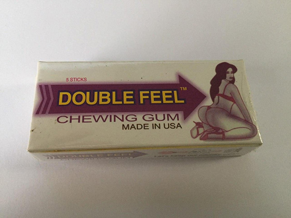 Thuốc kích dục nữ mạnh kẹo cao su Double Feel