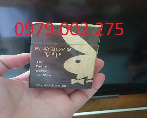 Thuốc tăng cường sinh lý nam Playboy Vip