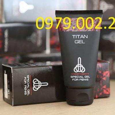 Titan Gel tăng kích thước dương vật-Review cách dùng, giá bao nhiêu