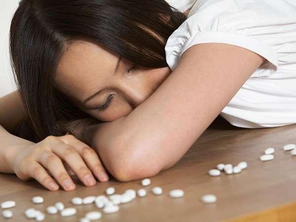 những tác hại của thuốc ngủ