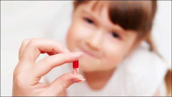 thuốc an thần cho trẻ em