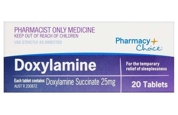 Thuốc thảo dược Doxylamine