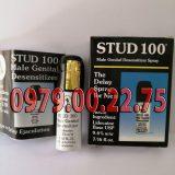 Chai xịt chống xuất tinh sớm STUD 100 cao cấp