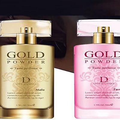 Nước Hoa Kích Dục Nữ Không Mùi Gold Powder Bẫy Tình Cao Cấp
