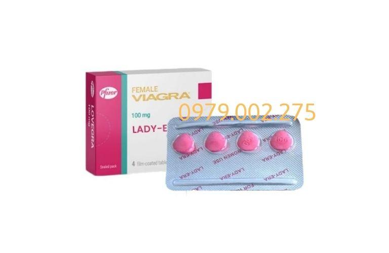 tác dụng của thuốc kích dục cho nữ