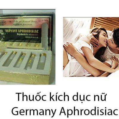 Thuốc Kích Dục Nữ Germany Aphrodisiac Tăng Cường Ham Muốn