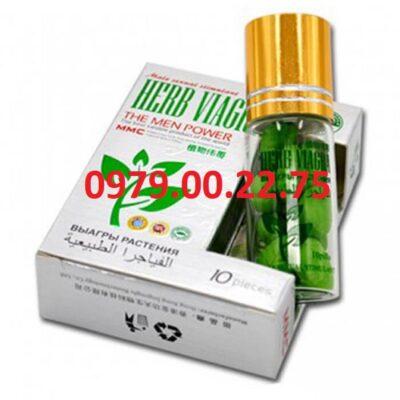 Thuốc Cường Dương Thảo Dược Herb Viagra