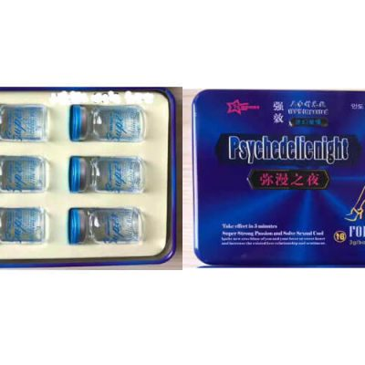 Psychedelic Night For Woman USA Thuốc Kích Dục Nữ Cao Cấp