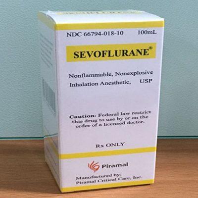 Thuốc Mê Sevoflurane: Thành Phần, Công Dụng, Lưu Ý Khi Dùng