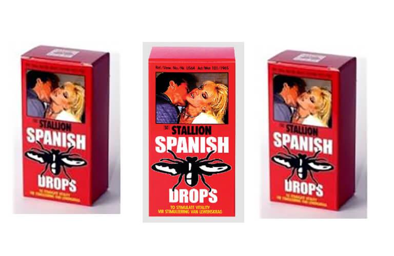 Thuốc kích dục nữ Spanish Fly Drop là sản phẩm mới được nhập khẩu từ Tây Ban Nha cho hiệu quả nhanh chóng