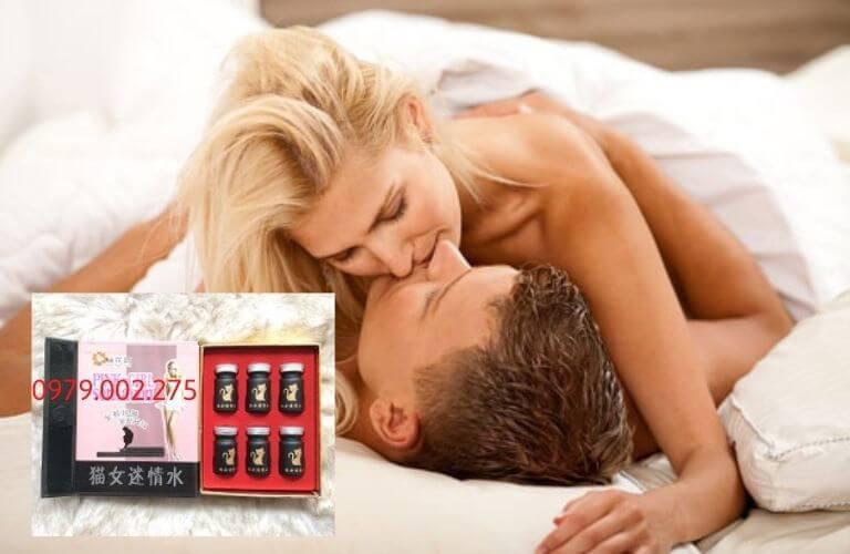 thuốc kích dục nữ Pink Girl Sensation