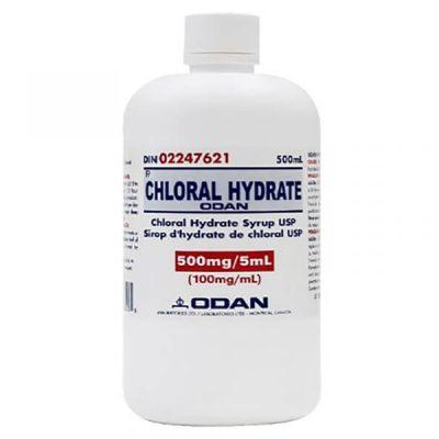 Thuốc Chloral Hydrate: Thông Tin Thuốc, Tác Dụng Khi Dùng